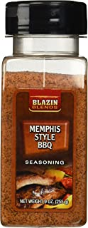 Best blazin blends memphis style barbecue spice Reviews