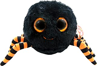 Ty Beanie Boos Crawly Black And Orange Spider