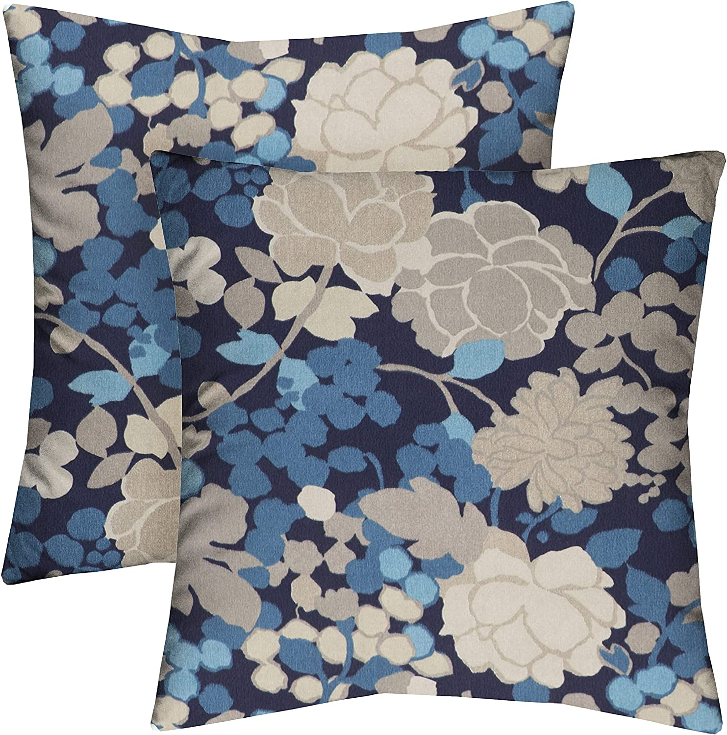 RSH Décor Indoor Outdoor Set of Super special price 24 Weather Max 40% OFF 2 Pillows Resistant