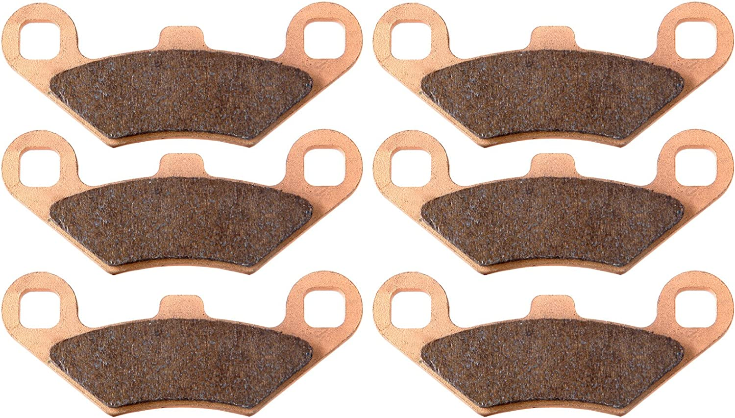 ECCPP FA159 Brake Pads Front Industry No. 1 Sintered Replacement Challenge the lowest price of Japan ☆ and Rear