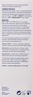LIFT LAB Lift + Fix Calm & Eliminate Redness/Inflammation Serum, 2 Fl Oz