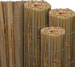 Sol Royal SolVision B89 Valla de protección Visual y Viento de caña de bambú Natural 90x600 Balcones y terrazas