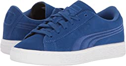 Suede Classic Badge PS (Little Kid/Big Kid)