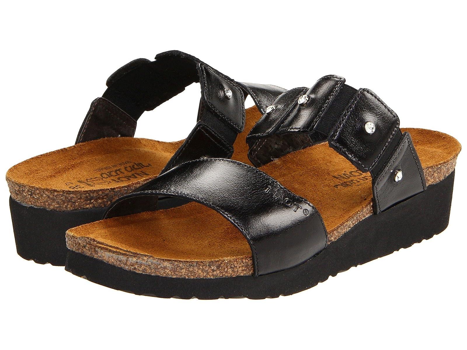 Naot AshleyAtmospheric grades have affordable shoes