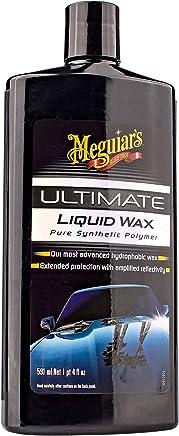 Meguiar's Ultimate - Cera líquida, 20 oz. / 591 ML