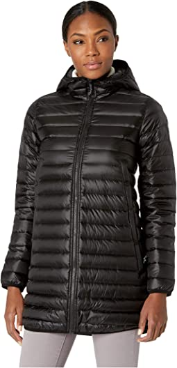 Evergreen Long Down Jacket