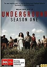 Underground Season 1 | NON-USA Format | PAL | Region 4 Import - Australia