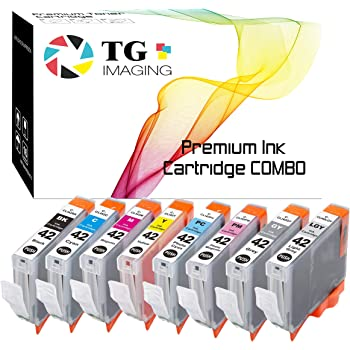 MP800 NYT Compatible High Yield Ink Cartridge Replacement for Canon CLI-8 for Canon PIXMA IP4200 Yellow,3-Pack MP500 5200 6700D 6600D