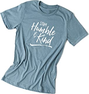 Stay Humble and Kind- Mom Life Saying Soft Short Sleeve Women's Graphic Tee