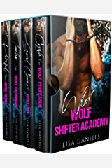 Wild Wolf Shifter Academy 4 Book Box Set Kindle Edition