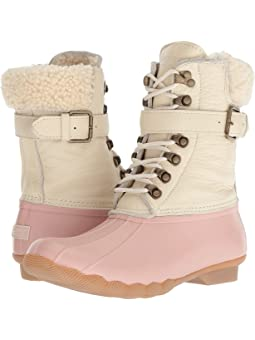 Sperry shearwater duck boots + FREE