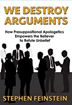 presuppositional apologetics books