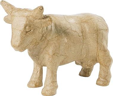 décopatch Small Cow Mache