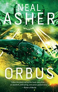 Orbus, 3: The Third Spatterjay Novel