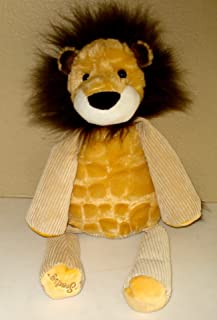 Lion Scentsy Buddy Plush With Zipper Compartment for Fragrances - 15 Inches