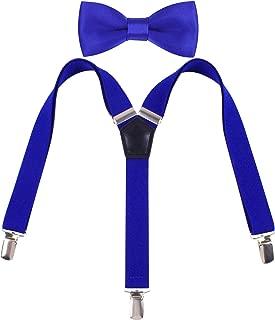Best royal blue suspenders Reviews