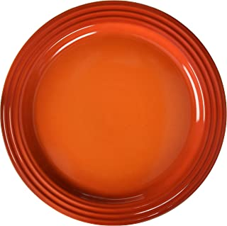 Le Creuset of America PG9100S4-292 Dinner Plates (Set of 4), 11.25