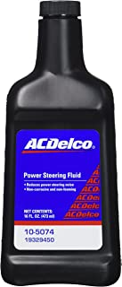 ACDelco 10-5074 Power Steering Fluid - 16 oz
