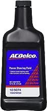ACDelco 10-5074 Power Steering Fluid - 16 oz