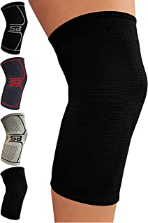SB SOX Compression Knee Brace – Great Support That Stays in Place – Perfect..