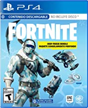 Fortnite - Pacote Congelamento Profundo - Ps4
