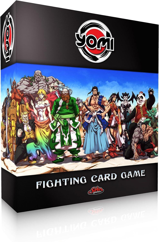 Game Salute Yomi  EX Energie-Up-Brettspiel