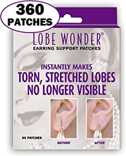 Lobe Wonder Ear Repair, pack of 6