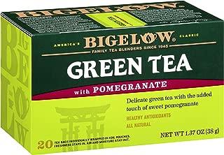 Best bigelow tea pomegranate Reviews