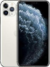 (Refurbished) Apple iPhone 11 Pro Max, US Version, 256GB, Silver - Unlocked