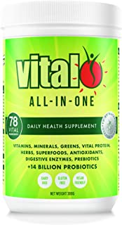 Best vital all in one powder Reviews