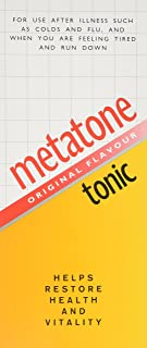 Metatone Tonic Original Flavour, 500ml