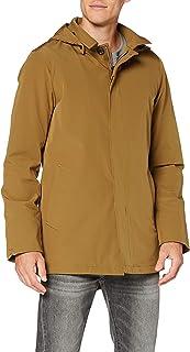 Scotch & Soda Men's Stretch Trench Parka Jacket Trenchcoat