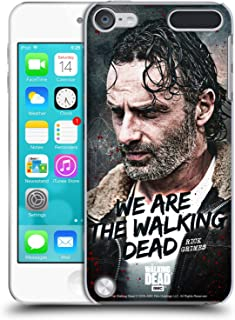 Official AMC The Walking Dead Quote Rick Grimes Legacy Hard Back Case Compatible for iPod Touch 5G 5th Gen