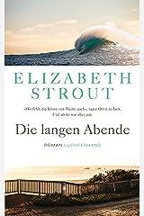 Die langen Abende: Roman (German Edition) Kindle Edition