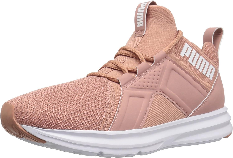 PUMA unisex-kids Zenvo Jr Sneaker,