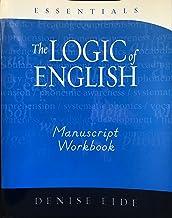 Logic of English Essentials Manuscript Workbook, 1st ed.