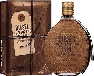 DIESEL - Fuel For Life Pour Homme Eau de Toilette Spray (2.5 oz.)