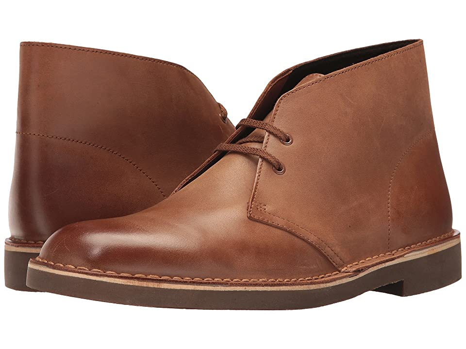 Clarks Bushacre 2 (Dark Tan) Men