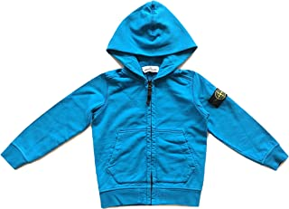 Stone Island Junior Jacket down Jacket Hooded Child 691640133 Red