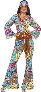 Smiffys Hippy Flower Power Costume