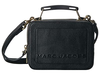 Marc Jacobs The Box 20 (Black) Handbags