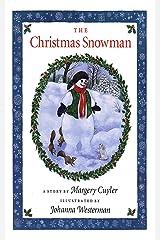The Christmas Snowman Kindle Edition