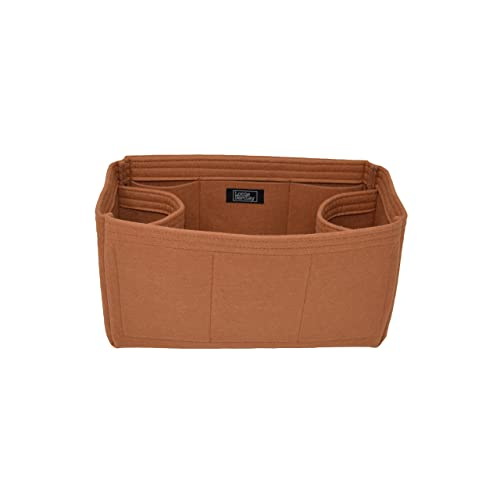 3ff7408ace2b Lottie Barclay Handbag Liner Handbag Organiser for Mulberry Bayswater (Tan)