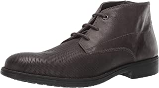 Geox Men's Jaylon 25 Ankle Boot Oxford