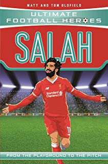Salah (Ultimate Football Heroes - the No. 1 football series): Collect them all!