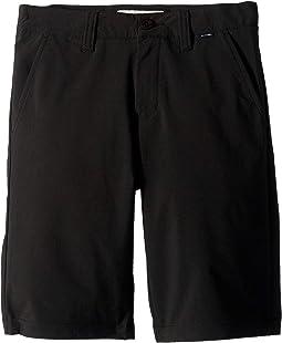 Hef Flex Shorts (Big Kids)