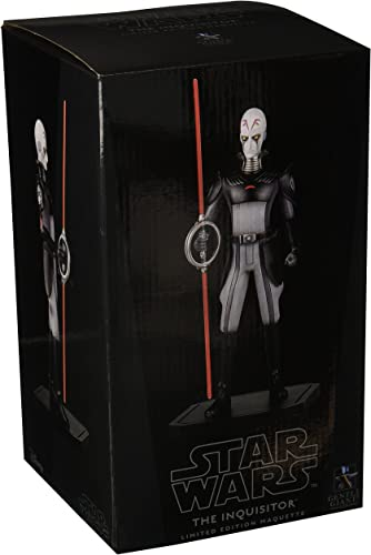 nuevo sádico Figura Estatua Star Wars Inquisidor 30 cm cm cm  ahorra hasta un 80%