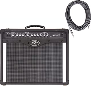 Peavey Bandit 112 12 Inch Compact 80W TransTube Amplifier + 10' Instrument Cable