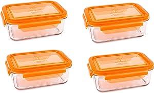 (Carrot, 4 Pack)