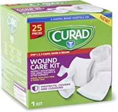 Curad Wound Care Kit (25 Pieces)